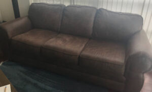 3 Piece couch, chair and ottoman