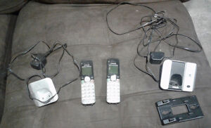 Vtech wireless home phone with second handset