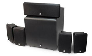 Boston Acoustics MSC 160 Premium Speaker System