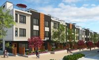 New!! 3 Br Skylofts Condo Stacked Townhouses Pre-con Sales