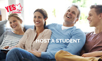 Become a Host Family for an Exchange Student Today!!