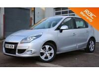 2010 10 RENAULT SCENIC 2.0 DYNAMIQUE TOMTOM DCI 5D AUTOMATIC! 148 BHP! P/X WELCO