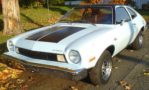 *** FORD PINTO 1975 ***