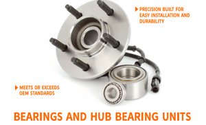 Wheel Bearing & Hub Assembly for acura mdx rdx tl  tlx tsx zdx