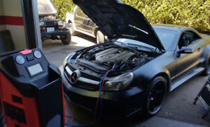 Mechanic Services - Heater Core Replacement  & Hvac Special