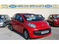 2008 08 CITROEN C1 1.0 12V VIBE RED * IDEAL FIRST CAR * CHEAP TO INSURE 1 OWNER