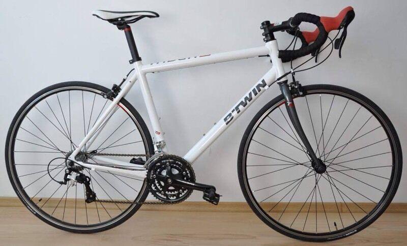 Btwin triban 300 road bike in larne county antrim gumtree for Triban 300