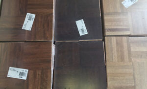 INVENTORY CLEARANCE - PREFINISHED PARQUET