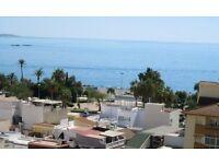 Studio apartment Malaga Torre del Mar Costa del Sol Spain sea views !