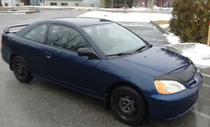 2003 Honda Civic Coupé (2 portes)