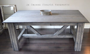 Brand New Harvest Table. Several Sizes Available.