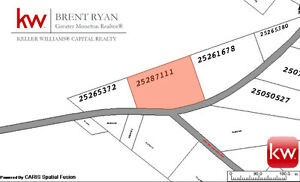 Wood lot on Route 480. Just over 7 acres