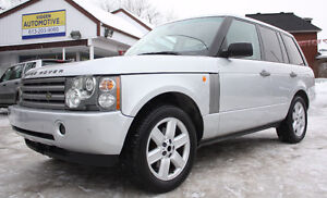 2004 Range Rover HSE***VERY LOW MILEAGE 66,000KM