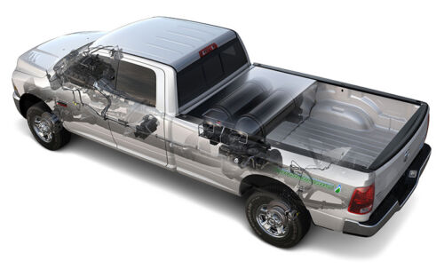 CNG-Powered Dodge Ram Truck Coming in Less Expensive Variants