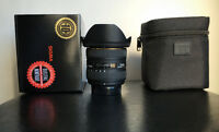 Sigma 10-20 mm ultra-wide f/4-5.6 EX for Nikon - Great Condition
