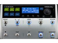 VOICELIVE 3 Ultimate Vocal and Guitar Effects Floor Pedal with Multi-Track Looping