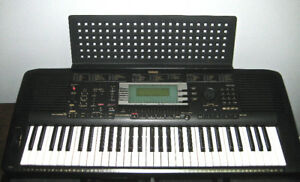 YAMAHA PSR-630 ARRANGER WORKSTATION