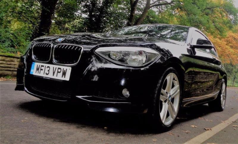2013 BMW 1 Series 2.0 118d M Sport Sports Hatch 3dr