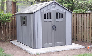 Shed Installation Free Estimate