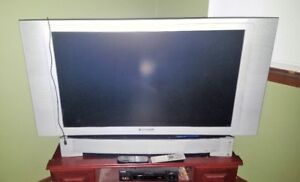 Panasonic PT-43LC14-K LCD Rear Projection TV