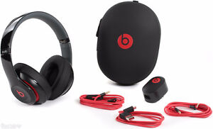 Dre Beats Studio 2.0 - BLACK - LIKE NEW, BARELY USED! London Ontario image 1