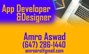 Freelance App developer and designer