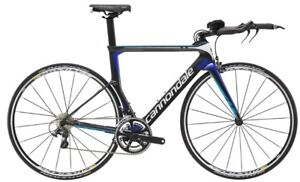 Vélo triathlon neuf à vendre: CANNONDALE SLICE ULTEGRA 51 CM