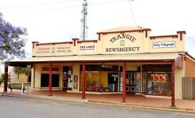 Trangie Newsagent & Post Office Trangie Narromine Area Preview