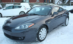 2008 Hyundai Tiburon AUTO**SUNROOF**LOW MILEAGE