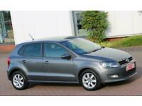 2013 63 Volkswagen Polo 1.4 Match Edition 5 Doors