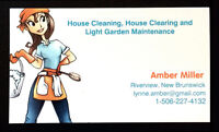 Are you looking for more free time AND a clean house?