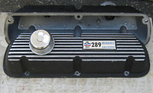 Small bock Ford , Shelby , Mercury 289 302 , 260 Valve covers