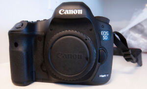 Canon 5d Mark III <2000 shots!
