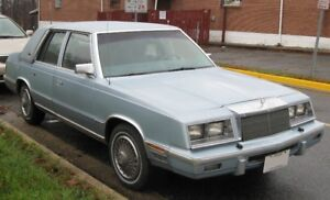 1988 Classic Chrysler NY (Excellent Condition) for sale or trade