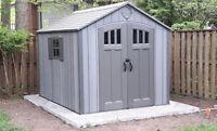 Windsor Shed Installation Service