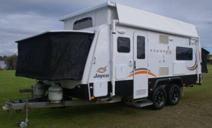 2013 Jayco Expanda 17.56.2 Outback