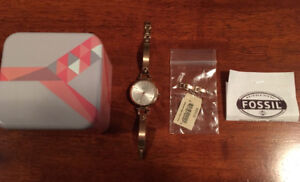 LADIES ~ FOSSIL WATCH FOR SALE!