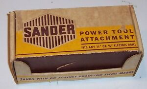 Antique power sander – ONLY $18 London Ontario image 2