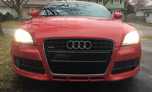 2008 Audi TT Quattro 3.2L Coupe (2 door)