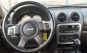 2003 Jeep Liberty Limited SUV, Crossover 2 YRS WAR LOW KM Cambridge Kitchener Area image 13
