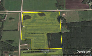 142.9 acres of Vacant Land