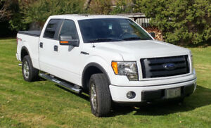 Exceptional 2009 Ford F-150 FX4 (Only 65,000km)