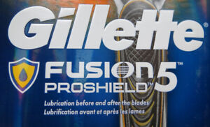 """""""New"""" Gillette Fusion 5 Single Razors Only $4 each"""