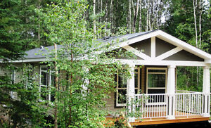 NEW CABIN for sale @ Shores on Cowan