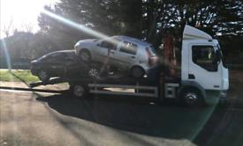 Scrap cars vans 4x4 all wanted' scrap my car