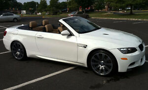2011 BMW M3 convertible PRIVATE SELLER, CLEAN CARFAX