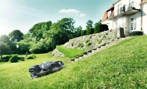 The Automower - Self Mowing Lawns - Worlds #1 Robotic Mower