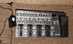 Boss ME-80 Guitar Processor with Power Supply