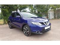 2015 15 Nissan Qashqai 1.2 DIG-T Tekna Petrol Manual With Panoramic Glass Roof