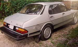 1983 Saab 900 Turbo Sedan Windsor Region Ontario image 2